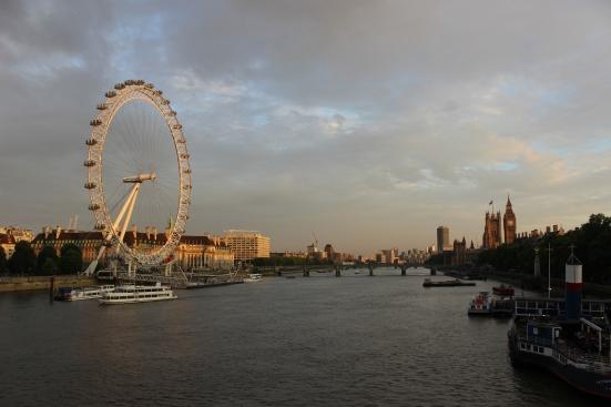 londond skyline