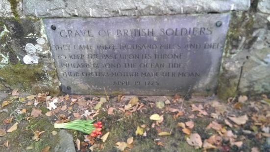 British Grave Concord